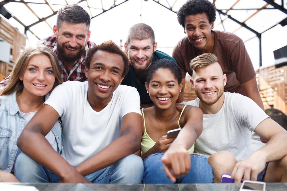 Seven-member group