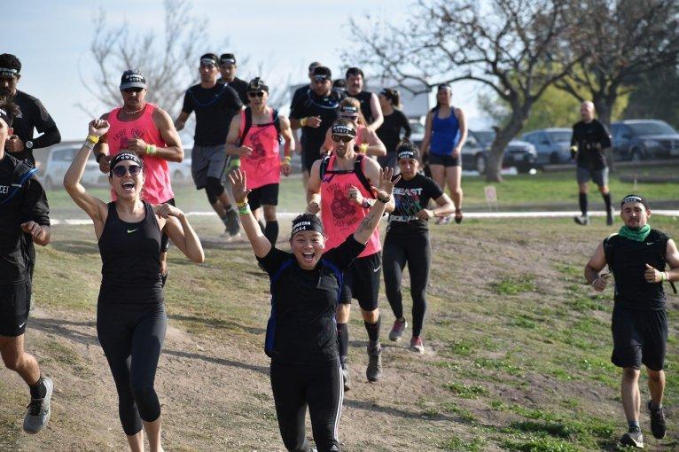 Spartan team competitors