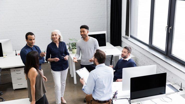 Workplace team